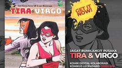 Komik Digital Bumilangit Tira & Virgo Terbit!