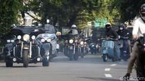 Alasan Psikologis Pengendara Moge Kerap Arogan Saat Konvoi di Jalanan