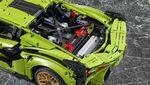 Melihat Lebih Dekat Lamborghini Sian Versi Mainan Lego