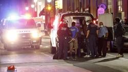 Ikut Demo Kematian George Floyd, Aktor Ini Ditembak Polisi