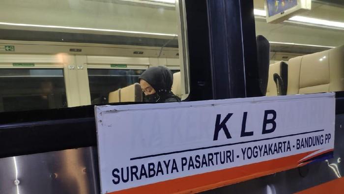 Kereta luar biasa relasi Bandung-Surabaya diperpanjang hingga 7 Juni