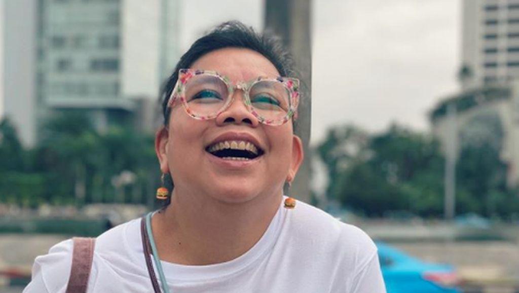 Ikut Buat Face App, Tika Panggabean Kok Mirip Raisa?