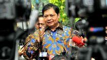 Jokowi Minta Kerja Extraordinary, Airlangga Rombak Anak Buah