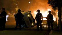 Puluhan Mobil Dijarah dari Dealer di Tengah Demonstrasi di Amerika Serikat