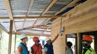 Warga 7 Desa di Riau Semringah Kini Tak Lagi Gelap Gulita
