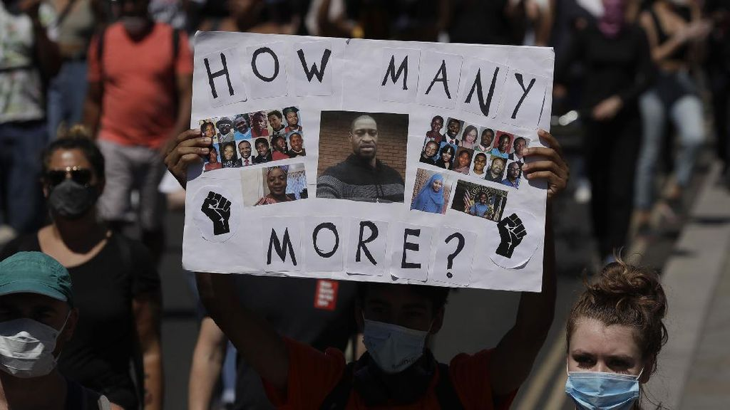 Remaja Perekam Pembunuhan George Floyd Di-bully, Ini Saran Psikolog