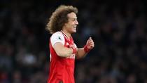 David Luiz Dibilang Bahagia di Arsenal, Sinyal Tak Jadi Pergi?