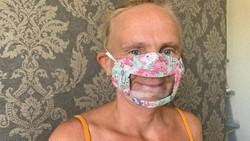 Ini Masker Khusus untuk Para Tuna Rungu
