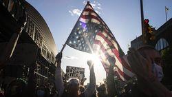 Jam Malam New York Diperpanjang Hingga 7 Juni Imbas Demo Protes Kematian Floyd