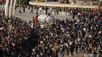 Wartawannya Diinjak Polisi AS Saat Liput Demo George Floyd, Rusia Marah