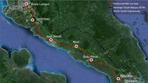 Akibat Corona, Pembangunan Kereta Cepat Singapura-Malaysia Mandek