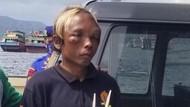 Viral Video Pelaku Pencurian Perahu Nelayan Dihajar Massa
