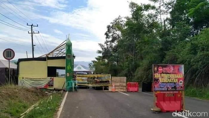 Melihat Ketatnya Posedur Keluar-Masuk Kabupaten Lebong yang Nihil Corona
