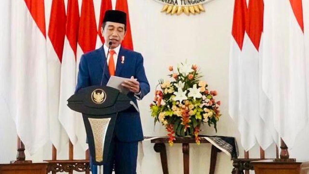 Jokowi Prediksi Situasi Sulit hingga Tahun Depan, Tapi Harus Optimistis