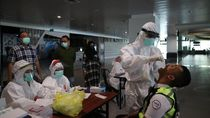 Cegah Corona Meluas, Pemkot Semarang Gelar Rapid Test di Bandara