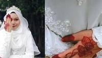 Ada Kisah Perselingkuhan di Balik Foto Viral Pengantin Wanita Pose Sendirian