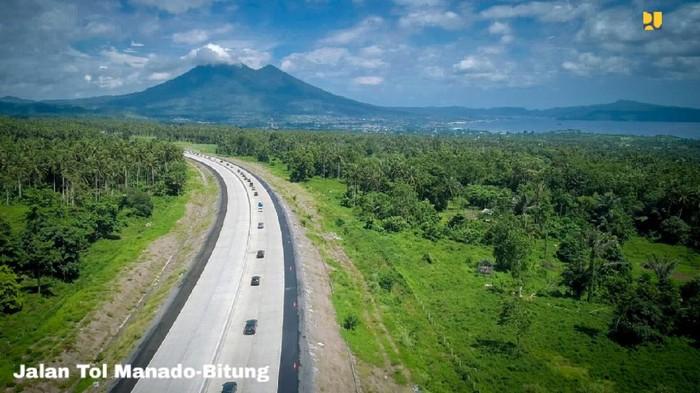 Tol Manado-Bitung akan dioperasikan Juni Ini