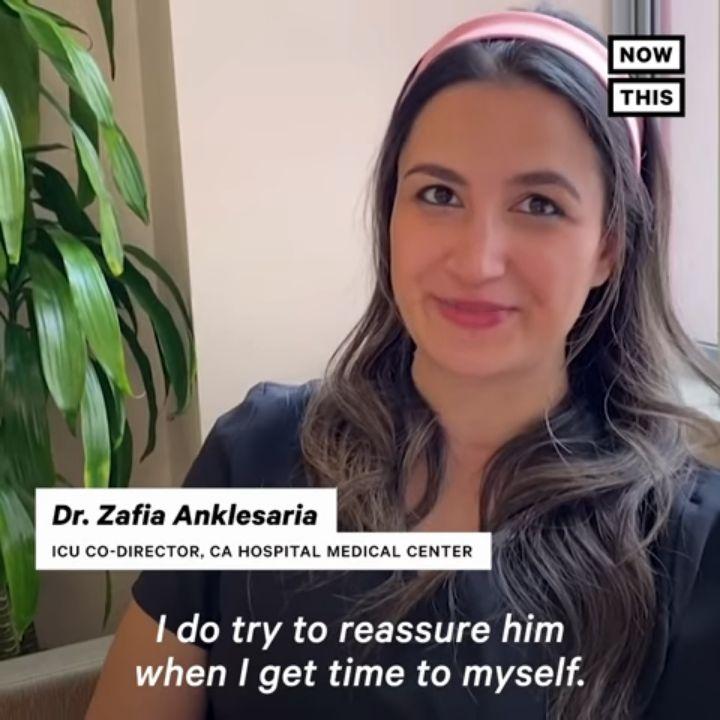 Dr Zafia Anklesaria
