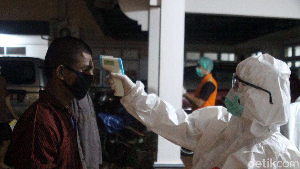 Dideportasi dari Malaysia, 73 Migran Diisolasi 14 Hari di Pontianak