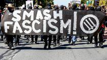 Disebut Donald Trump Sebagai Perusuh AS, Apa dan Siapa Antifa?
