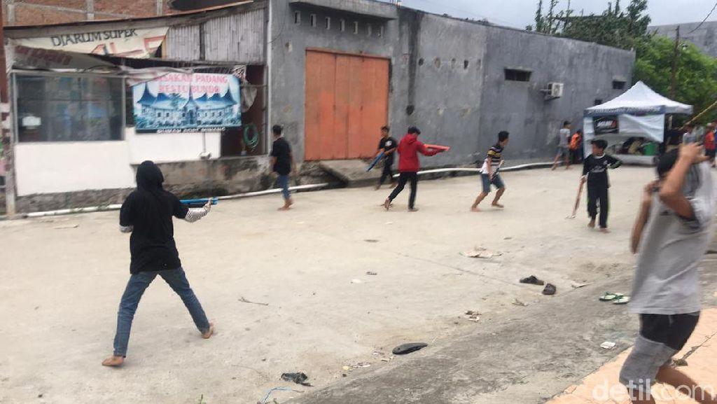 Puluhan Bocah di Polman Terlibat Keributan Gegara Perang Senjata Mainan