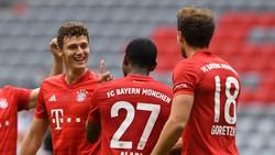 Pavard Bidik Treble dengan Bayern Munich di Musim Ini