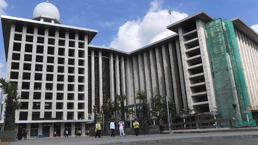 Menag: Insyaallah Salat Idul Adha Kenegaraan di Istiqlal