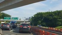 Tol Bekasi-Jakarta Sudah Mulai Macet Lagi