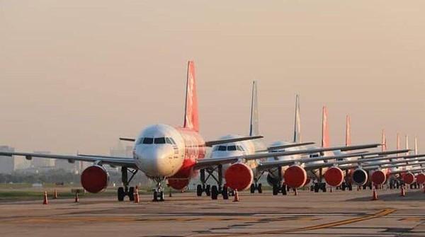 AirAsia X memang sedang kesulitan keuangan. Dilaporkan simpleflying, AirAsia X membutuhkan lebih dari USD 100 juta untuk menghindari likuidasi. Dok. AirAsia
