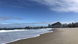 Pantai Paling Terkenal Sedunia Kosong Melompong