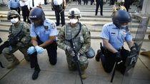 Gubernur Minnesota Tolak Kerahkan Militer Atasi Demo George Floyd