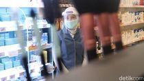 Gugus Tugas Bandung: Pegawai Mal Wajib Gunakan Face Shield