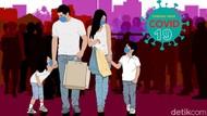 Ayah Pulang dari Malaysia, 1 Keluarga di Ciampea Bogor Positif Corona