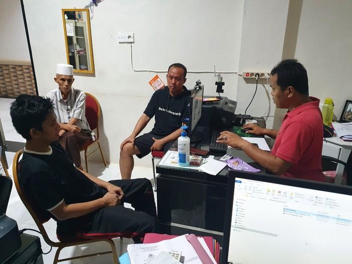Polisi tangkap pria di Jambi gegara postingan terkait PKI (Ferdi-detikcom)