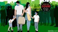Pemerintah Pantau 83.624 Suspek Corona pada 8 Agustus