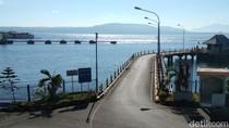 Anjlok Banget, Arus Mudik dan Balik Lebaran di Pelabuhan Ketapang Turun 96%