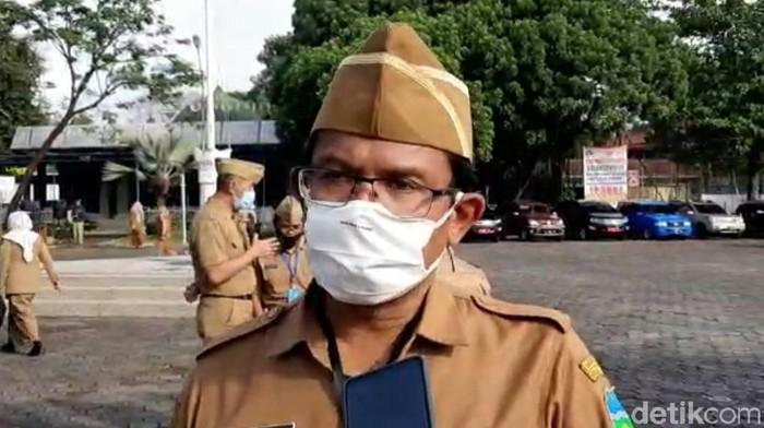 Wakil Bupati Garut Helmi Budiman