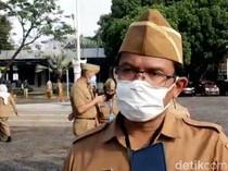 Catat! Warga Garut yang Keluyuran Tanpa Masker Akan Didenda