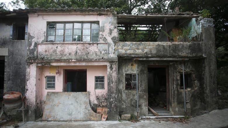Desa Yin Tin Tsai di Hong Kong