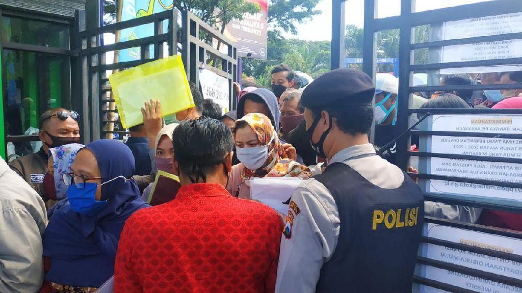 Sistem PPDB Online Error, Wali Kota Malang Minta Maaf