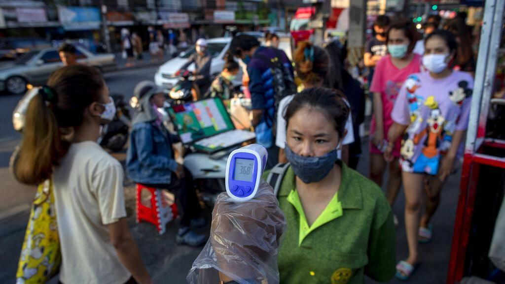 Menteri-menteri Thailand Hilang saat Ekonomi Sedang Terkapar