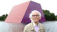 Satu Karya Seni Fenomenal Christo Butuh 20 sampai 40 Tahun Pembuatan