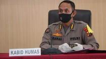 Jaga Pos PSDD Jayapura, Polisi Terluka Akibat Ditabrak Sopir Mabuk
