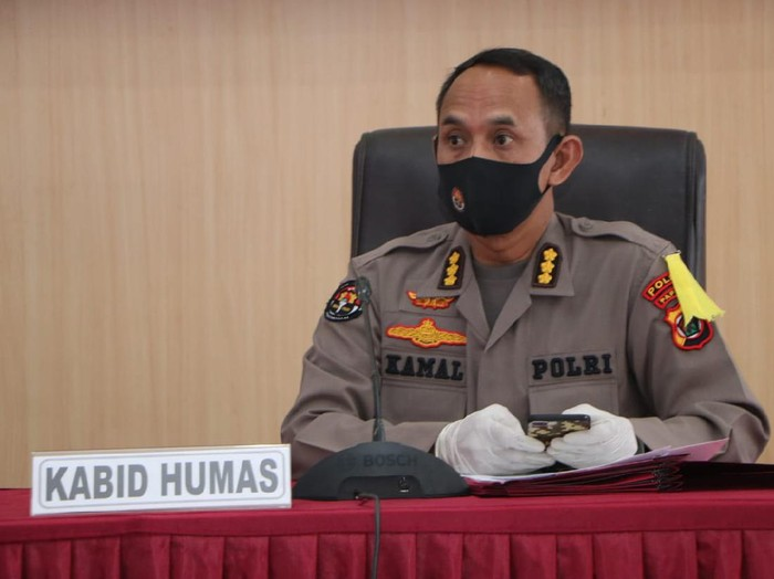 Kabid Humas Polda Papua Kombes Ahmad Musthofa Kamal (dok. Polda Papua)