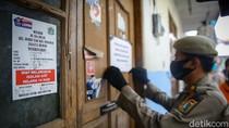 Usai Mudik, Rumah Warga Ditempel Stiker Wajib Isolasi Mandiri