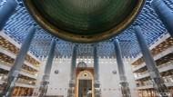 Melihat Progres Terkini Renovasi Masjid Istiqlal