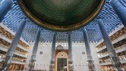 Canggih! Renovasi Masjid Istiqlal Adopsi Teknologi Kekinian