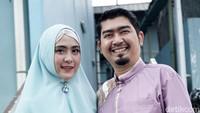 Istri Sibuk Urus Anak, Ustaz Solmed Bergurau Minta Dicarikan Istri Lagi