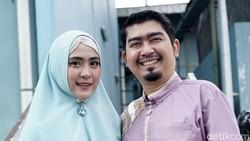 April Jasmine Sibuk Urus Anak, Ustaz Solmed Bergurau Minta Dicarikan Istri Lagi