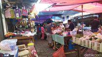 Pasca Tes Swab Corona ke Pedagang, Pasar Kedip Kebayoran Lama Tetap Dibuka